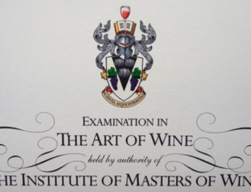 Masters of Wine: PRESS RELEASE: A record number of 19 new Masters of Wine announced