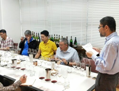 Singapore gets its first Master of Wine: Tan Ying Hsien MW by Today